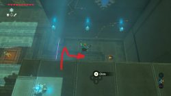 Zelda BotW Ishto Soh Shrine Treasure Chest