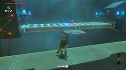 Zelda BotW Jee Noh Shrine First Room