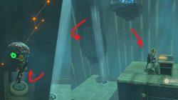 Zelda BotW Sha Warvo Shrine Treasure Chest