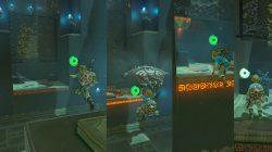 Zelda BotW Shae Loya Shrine Aim for the Moment