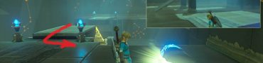 Zelda BotW Shai Utoh Shrine Halt the Tilt