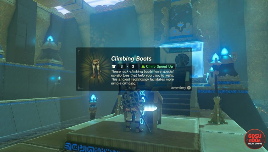 Zelda BotW Shrine Rewards Treasure Chests Challenges