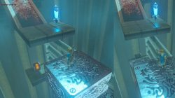 Zelda BotW Mogg Latan Shrine Treasure Chest