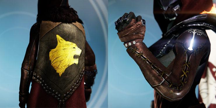 destiny iron banner hunter armor