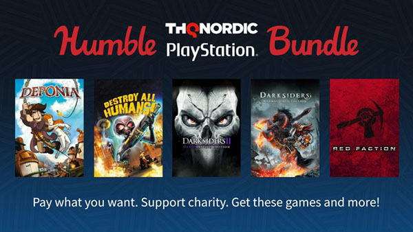 humble bundle thq