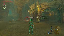 missing in action side mission zelda