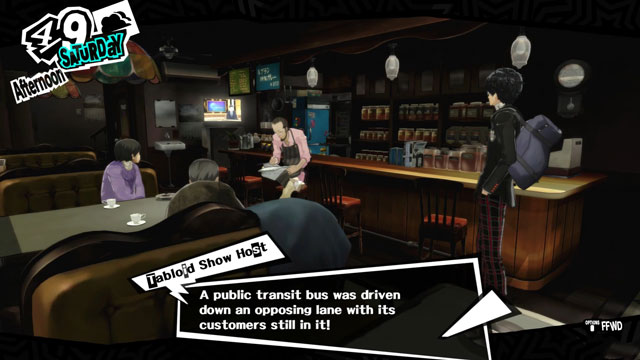 Persona 5 How to Enable Japanese Audio Voiceover DLC