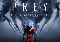 prey achievements trophies
