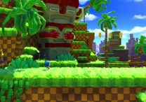 sonic forces classic green hill gameplay