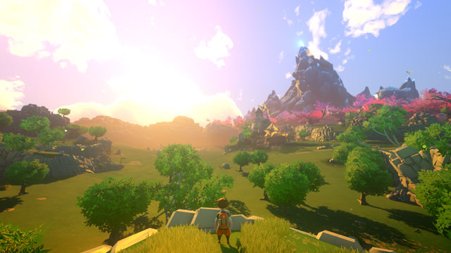 yonder cloud catcher chronicles biome trailers