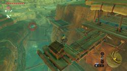zelda botw oliff quest location