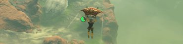 zelda breath of the wild leviathan bones side quest
