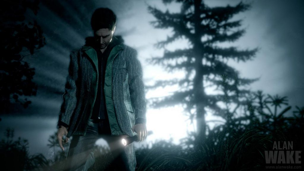 Alan Wake Disappearing from Stores Due to Licensing Issues