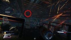 Alex Escape Pod Location Prey Perdition