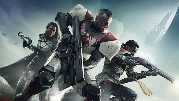 Destiny 2 Gameplay Reveal Live Stream Begins Soon