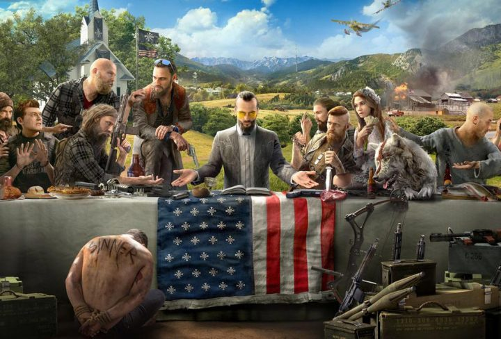 Far Cry 5 Features Character Creation and Full Co-Op Campaign