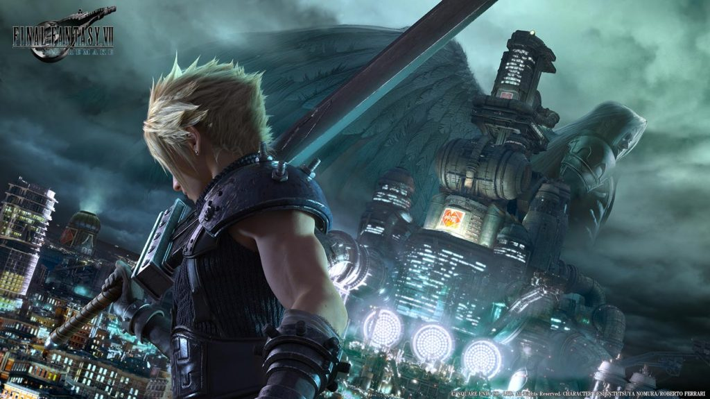 Final Fantasy VII Remake Brought In-House by Square Enix
