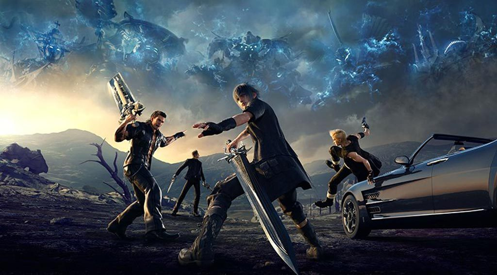 Final Fantasy XV Update Adds New Recipe - Full Patch Notes