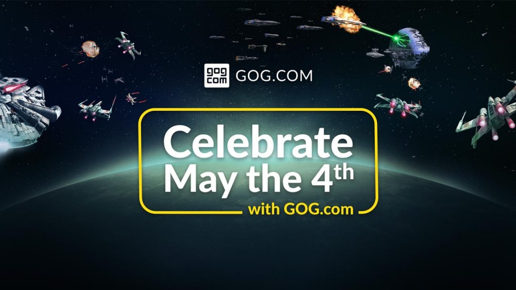 GOG.com Star Wars Sale is Now Live, Celebrates May the 4th