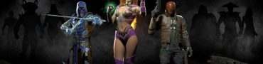 Injustice 2 Fighter Pack 1 DLC Includes Sub-Zero, Red Hood & Starfire