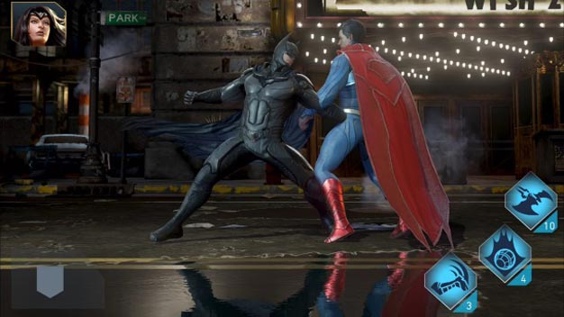 Injustice 2 Mobile Version Now Available For Free on iOS & Android