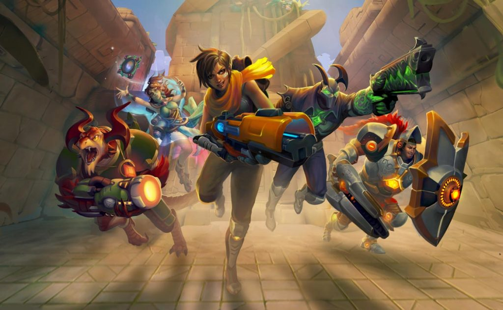 Paladins Open Beta now Free on PlayStation 4, Gets Cinematic Trailer