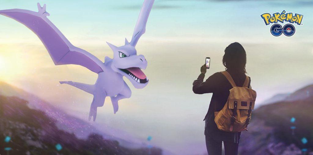 Pokemon GO Adventure Week Event Details, Focuses on Rock Types