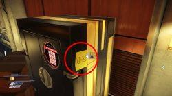 Prey Director Thorstein Safe Keycode Combination Location