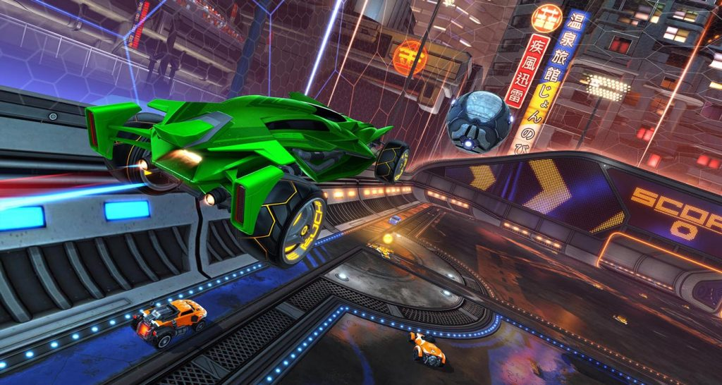 Rocket League Update Version 1.34 Full Patch Notes