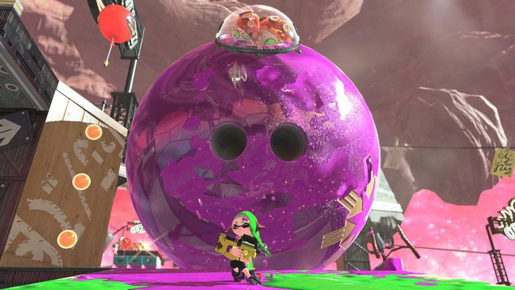 Splatoon 2 New Trailer Unveils Single Player Mode