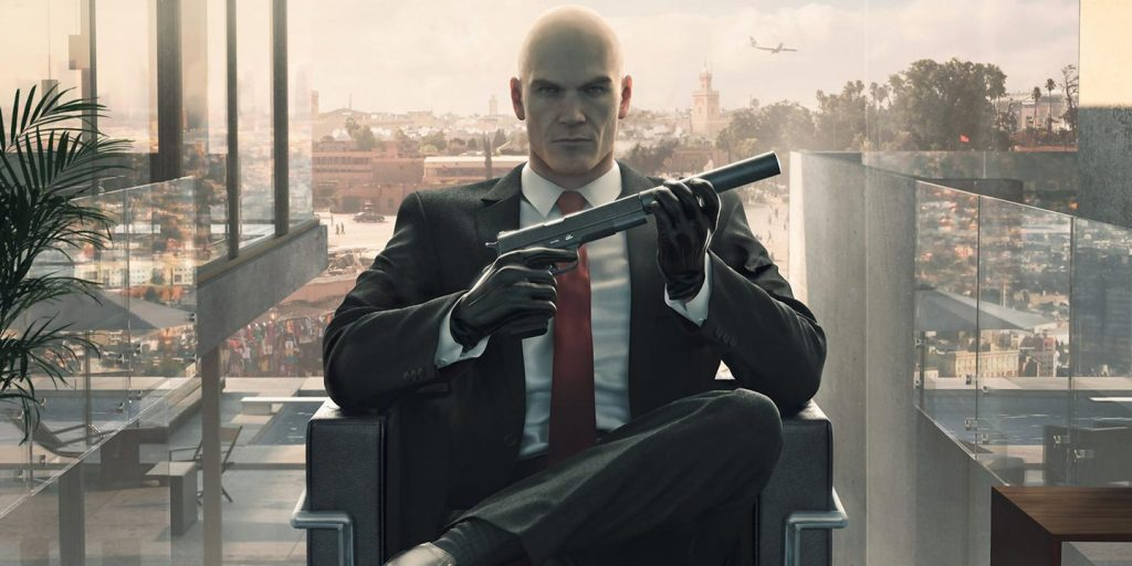 Square Enix Parts Ways With Hitman Creators IO Interactive