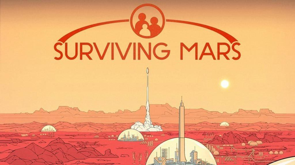 Surviving Mars Announcement Trailer Now Live, Published by Paradox