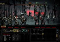 darkest dungeon crimson court release date
