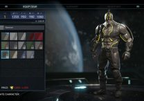 injustice 2 all skins shaders alternate costumes