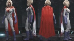 injustice 2 power girl skin