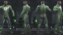 john stewart green lantern skin injustice 2