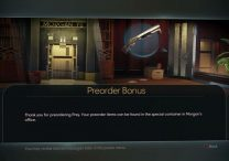 prey how to unlock preorder bonus items