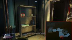 prey magnetosphere room safe keycode