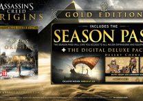 Assassin's Creed Origins Gold Edition Content