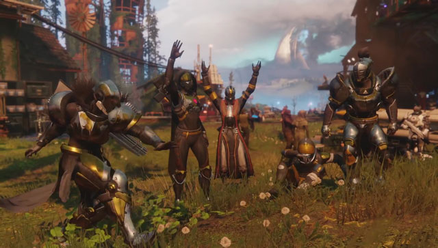 Destiny 2 to Allow In Game Invites
