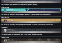 Destiny Veterans Gets Recognition in Destiny 2 Through Unique Emblems