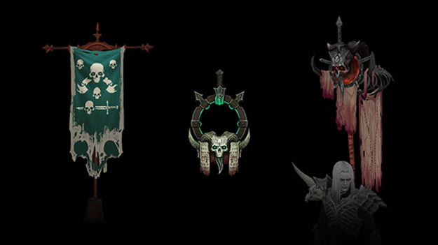 Diablo 3 Rise of the Necromancer Pack Rewards Revealed