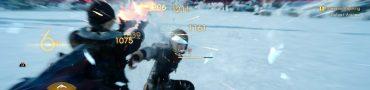 FFXV Episode Prompto Trigger-Happy Attack