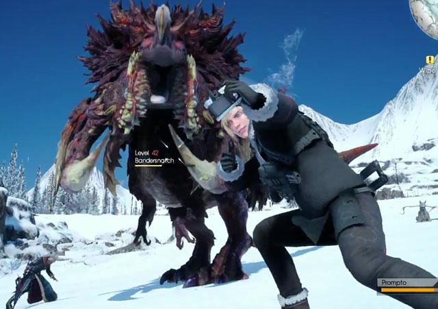 Final Fantasy XV Episode Prompto Story Trailer