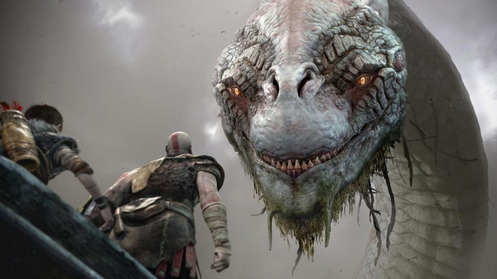 God of War Gameplay Trailer Revealed, Launches in 2018