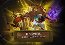 Hearthstone Upcoming Update Changes Legendary Cards in Packs