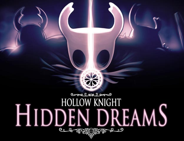 Hollow Knight Hidden Dreams Free DLC Features Revealed