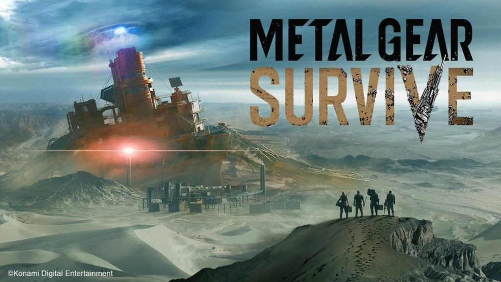 Metal Gear Survive Launch Delayed to 2018