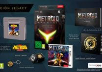 Metroid Samus Returns European Special Edition Offers More than Others