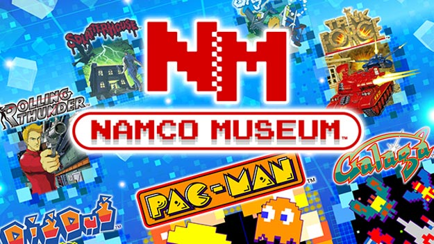 Namco Museum Collection Coming to Nintendo Switch in Late July